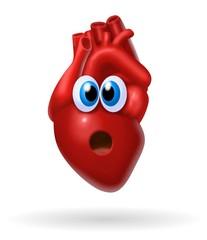 cuore stressato