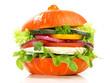 Gemüse - Sandwich