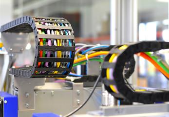 High Tech Industrieanlage