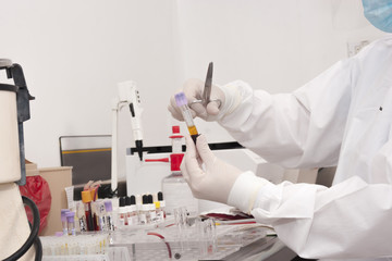Laboratory-Blood Bank
