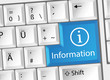 Information - Service - Tastatur deutsch