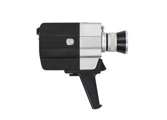 Vintage Super 8 Film Camera