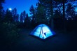 Forest Camping - Tent - 55672206