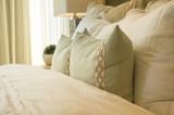Fototapety Cozy comfortable bedroom