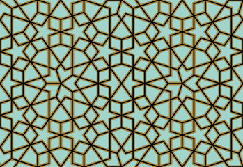Zufar Seamless Pattern Ten