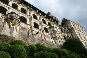Castle of Blois, France