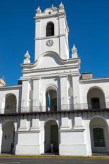 The historic Cabildo in Buenos Aires