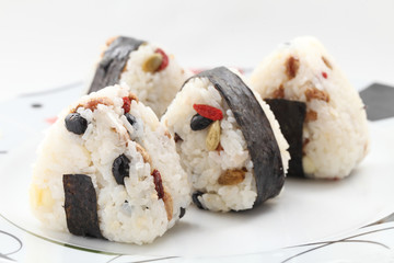 Japanese Rice Ball