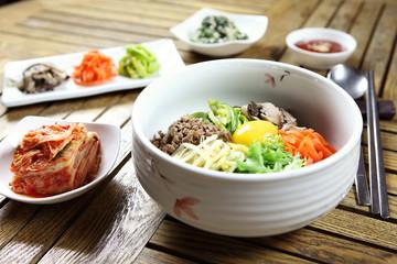 비빔밥  Bibimbap