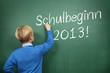 Schulbeginn 2013