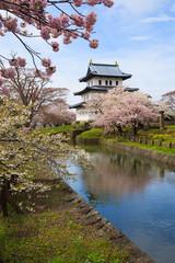 松前城(Matsumae Castle / Hokkaido, Japan)