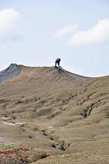 landscape 2 near mud volcanoes