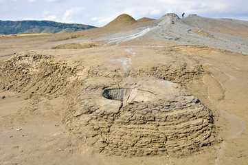 mud volcanoes in eastern europe 2