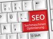 SEO - Suchmaschinen optimierung - Tastatur deutsch