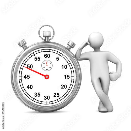 Manikin Stopwatch