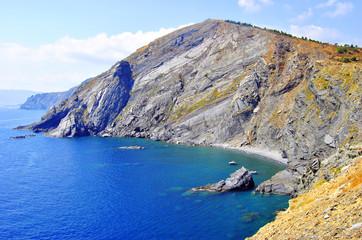 Spain-France coast