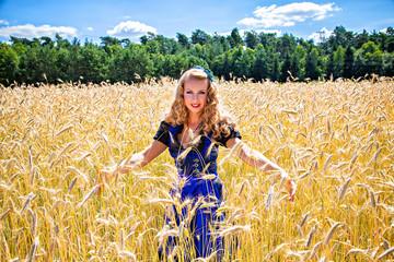 Rural girl