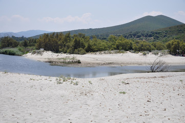Corsica-spiaggia