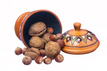 Фундук грецкий орех