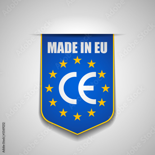 CE made in EU