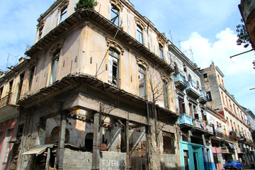 Vecchia Havana strada