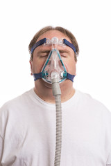 Sleep Apnea Man