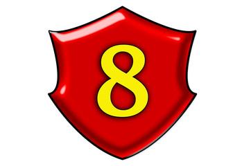 Liczba osiem