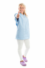 Ausbildung als Krankenschwester