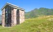 Little church on Alps