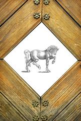 Horse 2014 year symbol