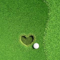 Lovely Golf, Fall in love