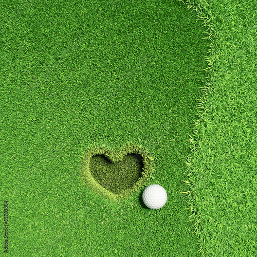 Lovely Golf, Fall in love