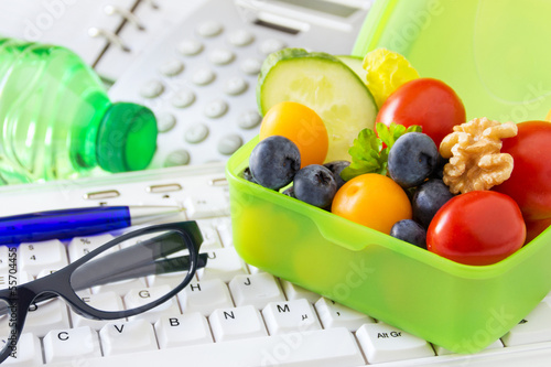 Snack - Obst und Gemüse