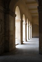 portique antico