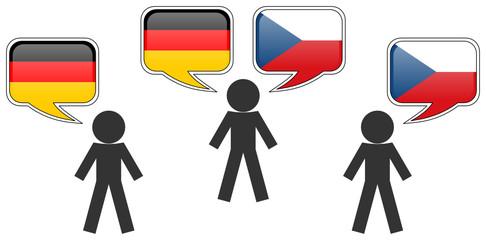 Dolmetscher: Deutsch - Tschechisch