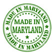 Made in Maryland stamp