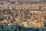 Goreme village in Cappadocia, Turkey