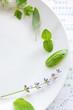 herbal plate