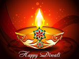 Dark Diwali Background
