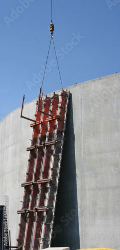construction concrete wall 12