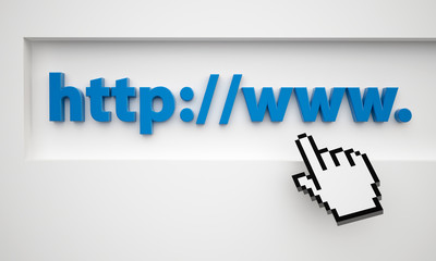 http://www. | internet concept