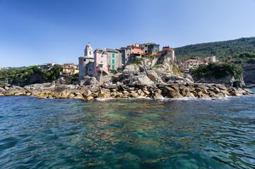 Tellaro, La Spezia. Italy