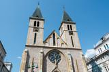 Sacred Heart Cathedral Sarajevo poster