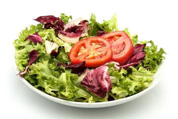 insalata radicchio e scarola