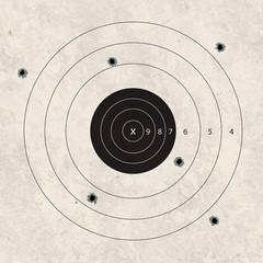 shoot target bad missing