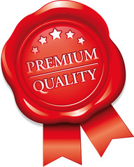 red wax seal premium quality