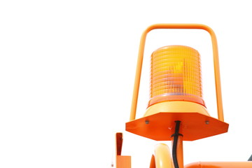 signal lamp for warning flashing light on vehicle