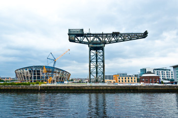 The Finnieston crane - Glasgow