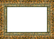 Thai frame, China porcelain decorated in Thai blank frame