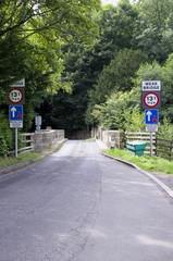 Narrow Weak Bridge